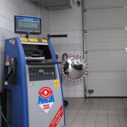 Dignostyka komputerowa jest podstawowym elementem nowoczesnej stacji kontroli pojazdów. Od dłuższego czasu można zaobserwować że we Wrocławiu tego typu sprzęt staje się standardem